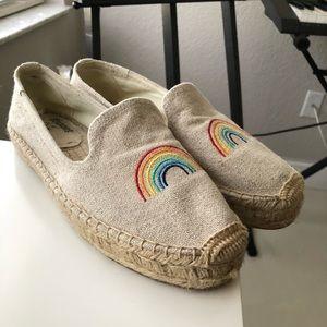 Espadrilles Rainbow Spanish Slippers (Soludos)